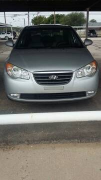 2009 Hyundai Elantra for sale at Kann Enterprises Inc. in Lovington NM