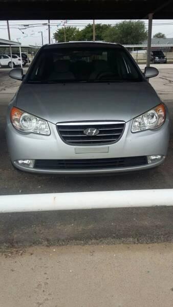 2009 Hyundai Elantra for sale at Kann Enterprises Inc. in Lovington NM