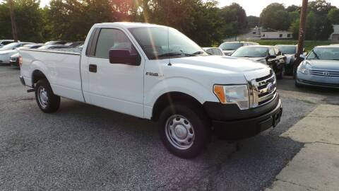2013 Ford F-150 for sale at Unlimited Auto Sales in Upper Marlboro MD