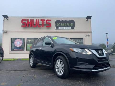 2020 Nissan Rogue for sale at Shults Resale Center Olean in Olean NY
