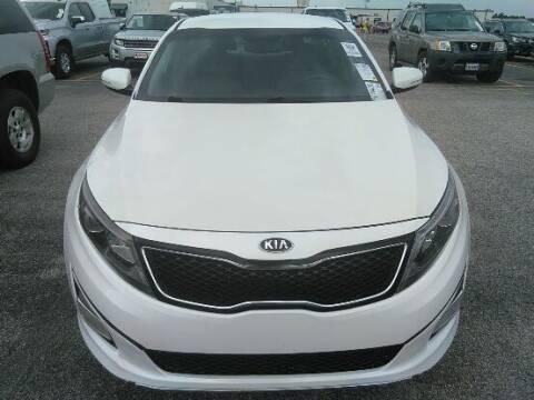 2015 Kia Optima for sale at Discount Auto Mart LLC in Houston TX