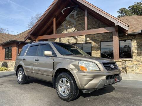 2003 Honda Pilot for sale at Auto Solutions in Maryville TN