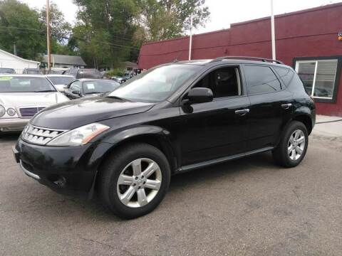 2007 Nissan Murano for sale at B Quality Auto Check in Englewood CO