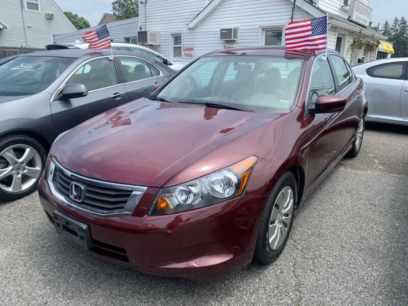 2009 Honda Accord for sale at Jerusalem Auto Inc in North Merrick NY
