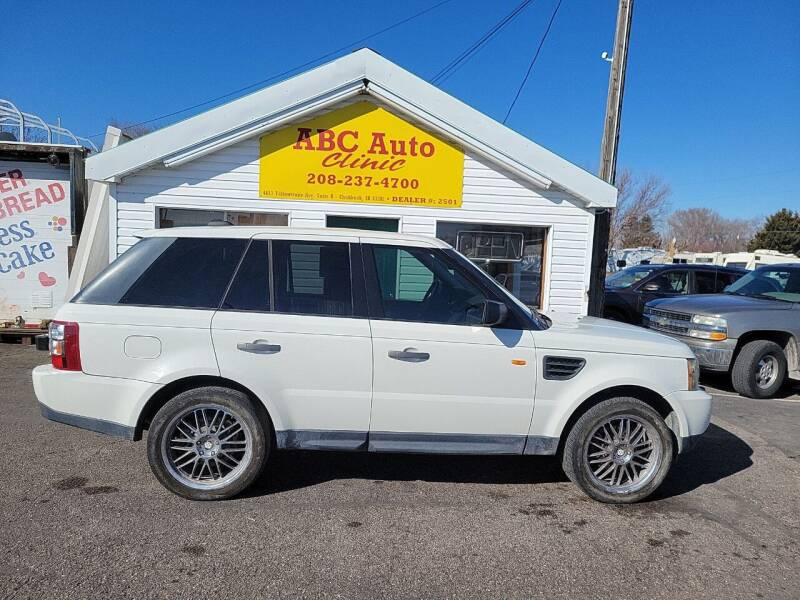 2006 Land Rover Range Rover Sport for sale at ABC AUTO CLINIC - Chubbuck in Chubbuck ID