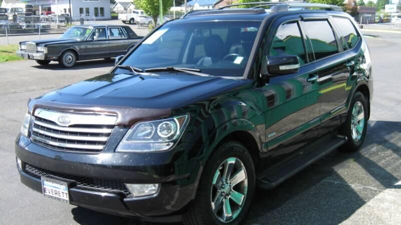 2009 Kia Borrego for sale in Everett, WA