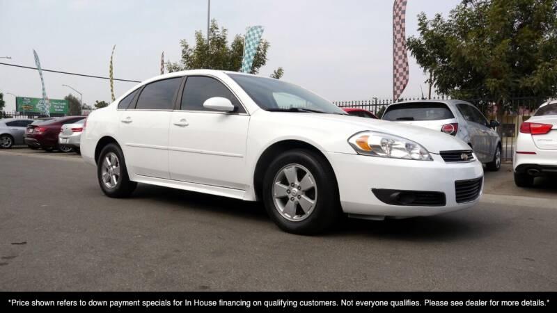 2011 Chevrolet Impala for sale at Westland Auto Sales in Fresno CA