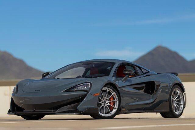 2019 McLaren 600LT for sale in Scottsdale, AZ