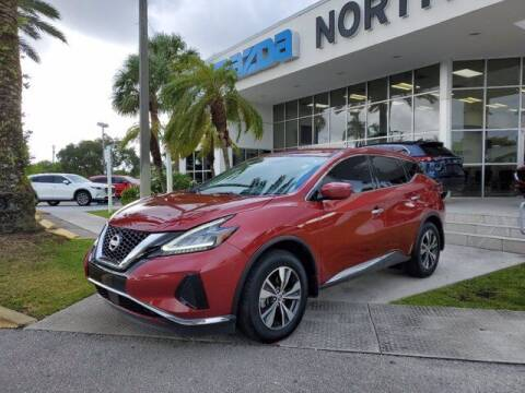 2019 Nissan Murano for sale at Mazda of North Miami in Miami FL