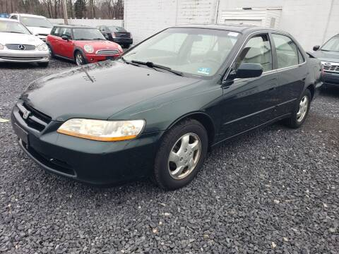 1999 Honda Accord for sale at CRS 1 LLC in Lakewood NJ