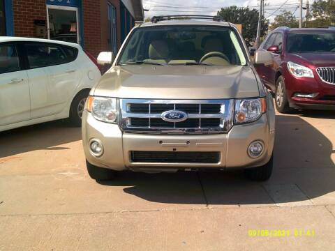 2011 Ford Escape for sale at Discount Motor Sales LLC in Wichita KS