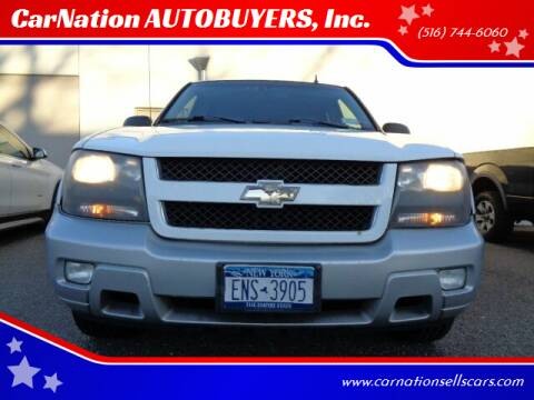 2006 Chevrolet TrailBlazer for sale at CarNation AUTOBUYERS Inc. in Rockville Centre NY