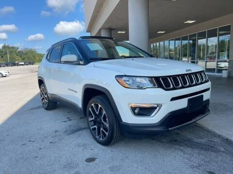 2018 Jeep Compass for sale at Mann Chrysler Dodge Jeep of Richmond in Richmond KY