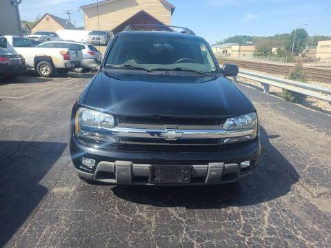 2004 Chevrolet TrailBlazer EXT for sale at Discovery Auto Sales in New Lenox IL
