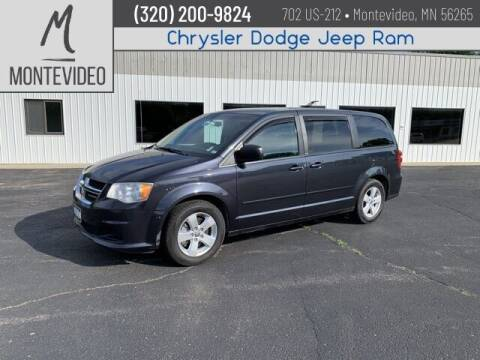 2013 Dodge Grand Caravan for sale at Montevideo Auto center in Montevideo MN