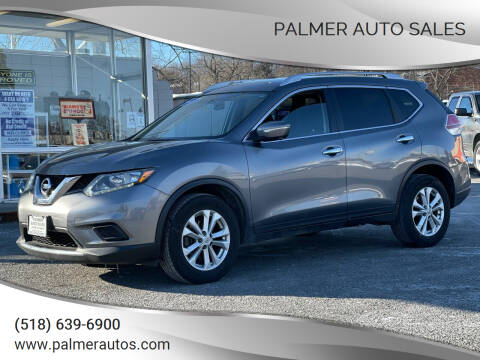 2015 Nissan Rogue for sale at Palmer Auto Sales in Menands NY