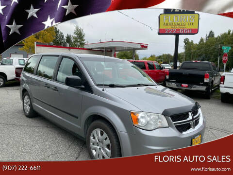 2013 Dodge Grand Caravan for sale at FLORIS AUTO SALES in Anchorage AK