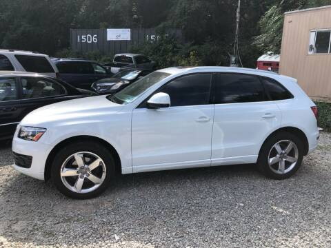 2012 Audi Q5 for sale at Compact Cars of Pittsburgh in Pittsburgh PA