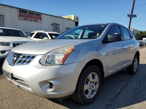 2013 Nissan Rogue for sale at MENNE AUTO SALES LLC in Hasbrouck Heights NJ