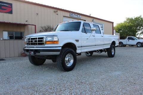 1997 Ford F-350 for sale at Gtownautos.com in Gainesville TX