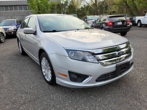 2011 Ford Fusion Hybrid for sale at Moor's Automotive in Hackettstown NJ