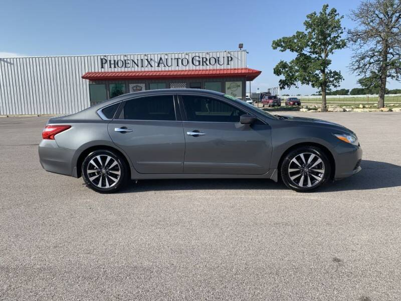 2017 Nissan Altima for sale at PHOENIX AUTO GROUP in Belton TX