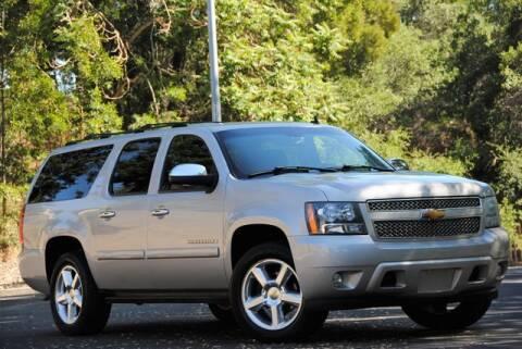2007 Chevrolet Suburban for sale at VSTAR in Walnut Creek CA