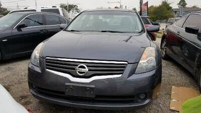 2009 Nissan Altima for sale at North Loop West Auto Sales in Houston TX
