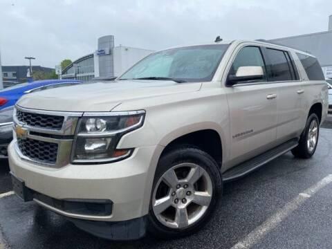 2015 Chevrolet Suburban for sale at Southern Auto Solutions-Jim Ellis Volkswagen Atlan in Marietta GA