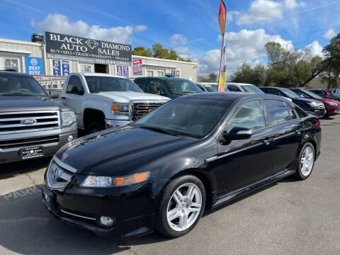2007 Acura TL for sale at Black Diamond Auto Sales Inc. in Rancho Cordova CA