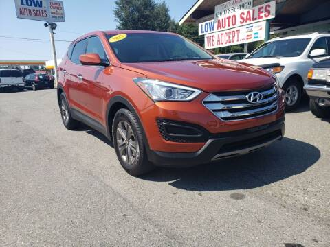 2015 Hyundai Santa Fe Sport for sale at Low Auto Sales in Sedro Woolley WA