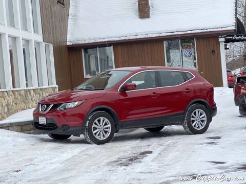 2017 Nissan Rogue Sport for sale at Cupples Car Company in Belmont NH
