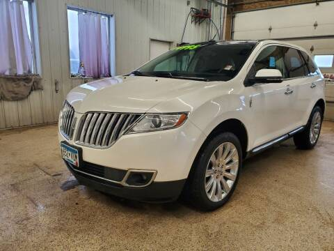 2014 Lincoln MKX for sale at Sand's Auto Sales in Cambridge MN