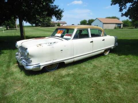 1953 Nash Ambassador for sale at Classic Car Deals in Cadillac MI