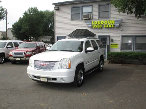 2008 GMC Yukon for sale at Loudoun Used Cars in Leesburg VA