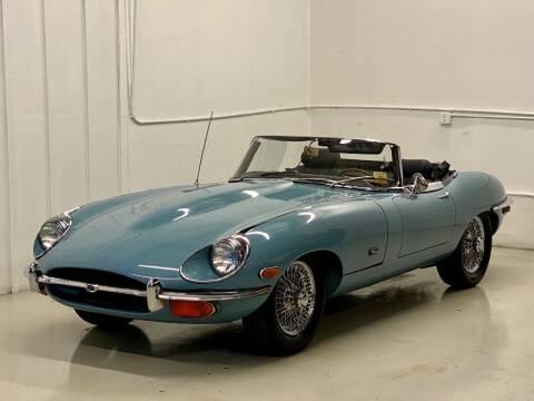 1971 Jaguar XKE Series II OTS for sale at Gallery Junction in Orange CA
