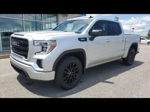 2021 GMC Sierra 1500 for sale at Herman Jenkins Used Cars in Union City TN
