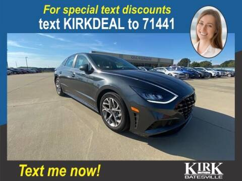 2021 Hyundai Sonata for sale at Kirk Brothers Batesville in Batesville MS