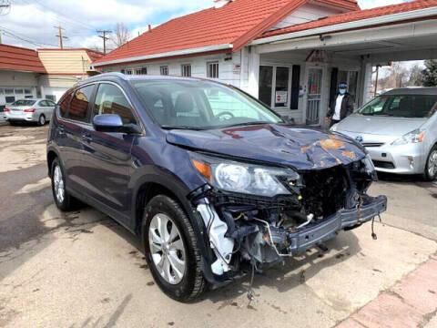 2012 Honda CR-V for sale at ELITE MOTOR CARS OF MIAMI in Miami FL