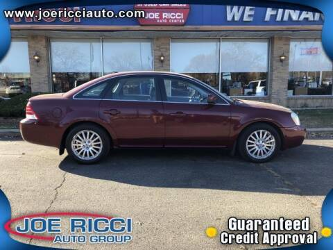 2007 Mercury Montego for sale at Mr Intellectual Cars in Shelby Township MI