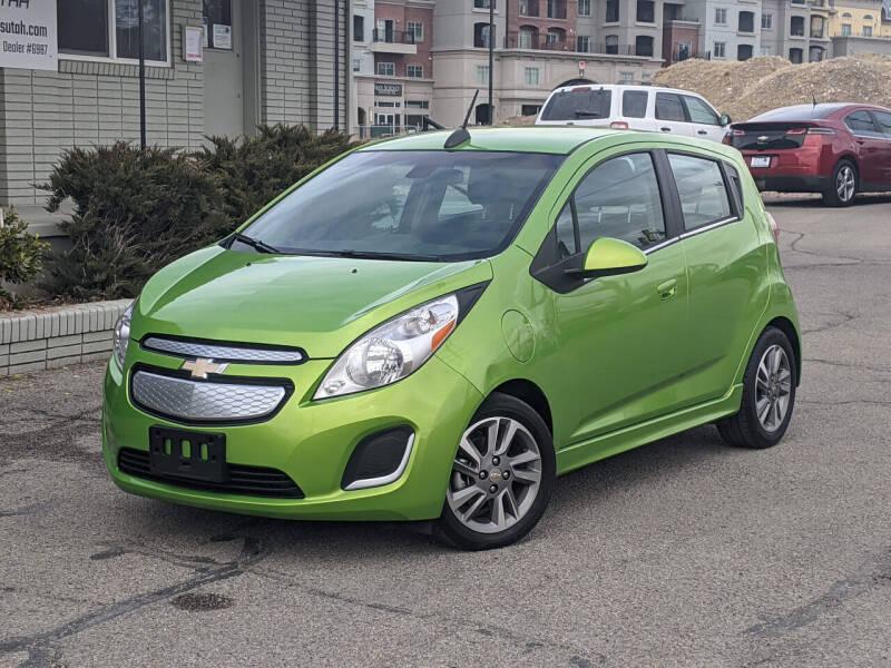 2016 Chevrolet Spark EV for sale at Clean Fuels Utah - SLC in Salt Lake City UT