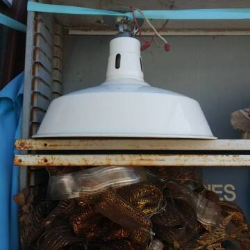 Antique Light Fixture for sale at BENHAM AUTO INC - Peace of Mind Treasures and More Store in Lubbock TX