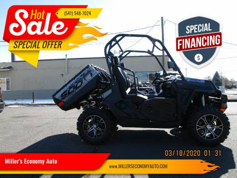 2020 CF Moto UForce 500 EPS for sale at Miller's Economy Auto in Redmond OR