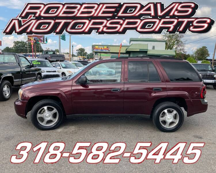 2007 Chevrolet TrailBlazer for sale at Robbie Davis Motorsports in Monroe LA