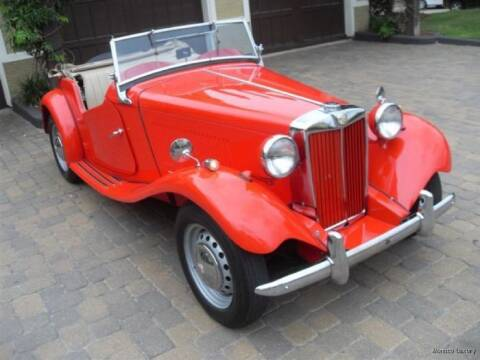 1950 MG TD for sale at Haggle Me Classics in Hobart IN