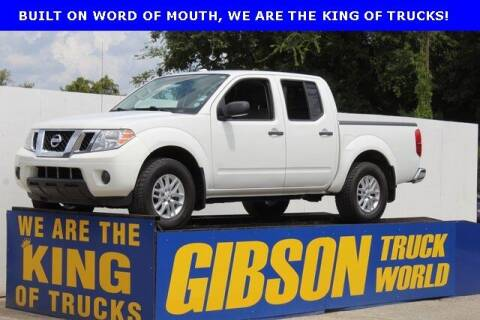 2017 Nissan Frontier for sale at Gibson Truck World in Sanford FL
