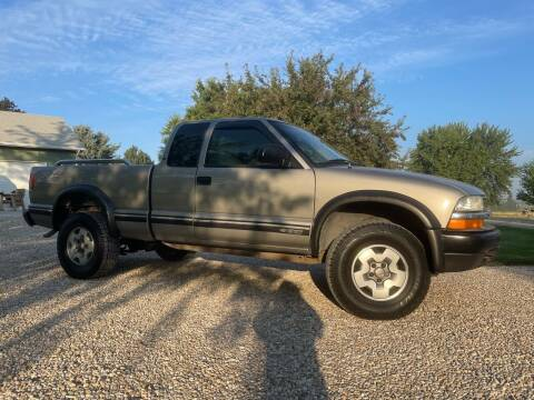 2003 Chevrolet S-10 for sale at Ace Auto Sales in Boise ID