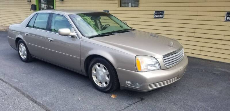 used 2001 cadillac deville for sale carsforsale com used 2001 cadillac deville for sale