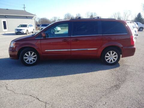 2014 Chrysler Town and Country for sale at CarZip in Indianapolis IN