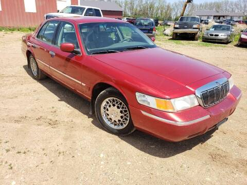 1999 Mercury Grand Marquis for sale at AJ's Autos in Parker SD